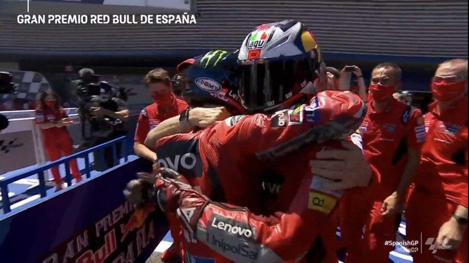 MotoGP: Trionfo Ducati: i video Highlight del GP di Spagna a Jerez