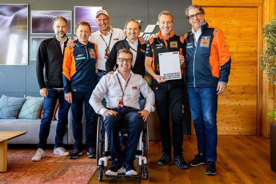MotoGP: UFFICIALE - KTM e Tech3 insieme per altri 5 anni: fino al 2026