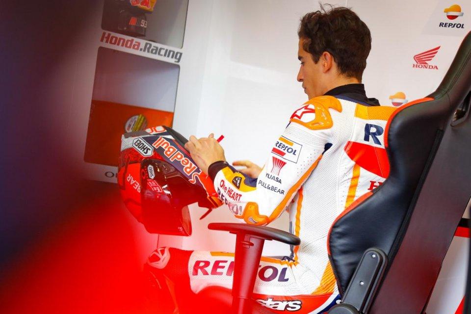 """MotoGP: Marquez: """"Honda ha accusato la mancanza di un pilota veloce nel 2020"""""""