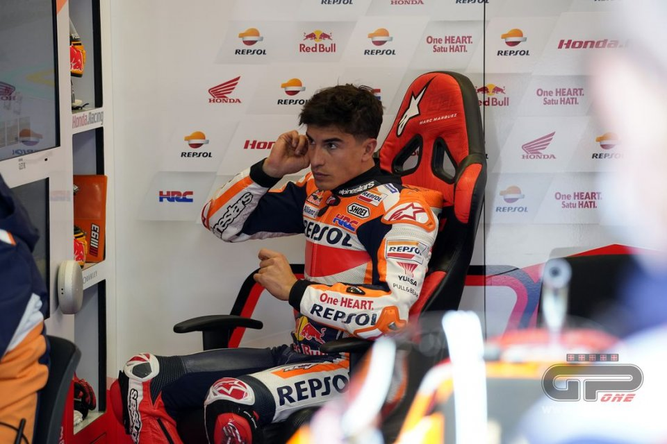 MotoGP: Marquez reckons it will be hard to be close to the front in the dry at Mugello
