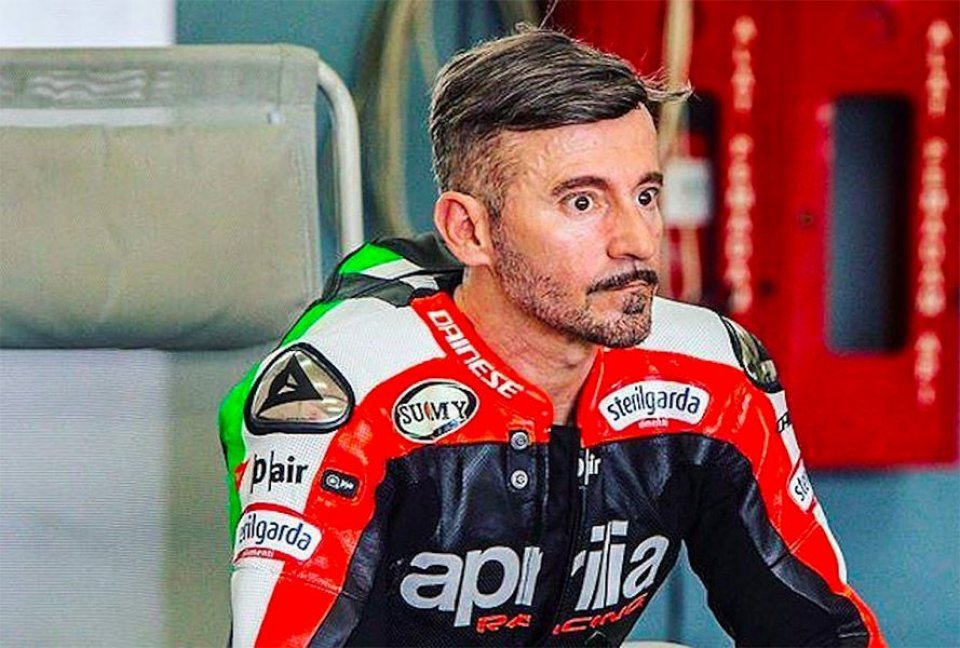 "MotoGP: Max Biaggi: ""Dovizioso as Aprilia test rider would be something reallycool"""