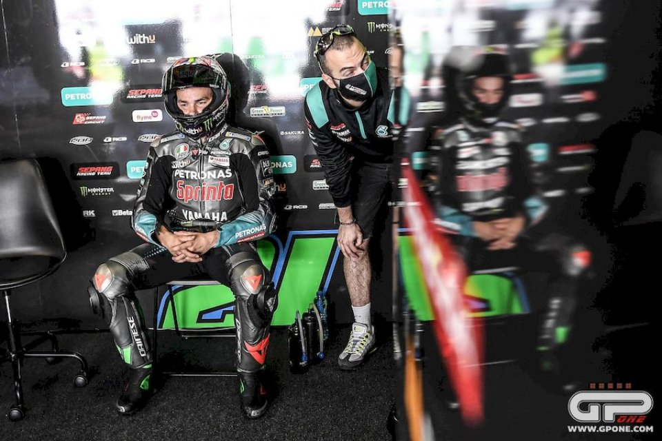 MotoGP: Morbidelli will have an official Yamaha in 2022, but will it be Petronas or VR46?