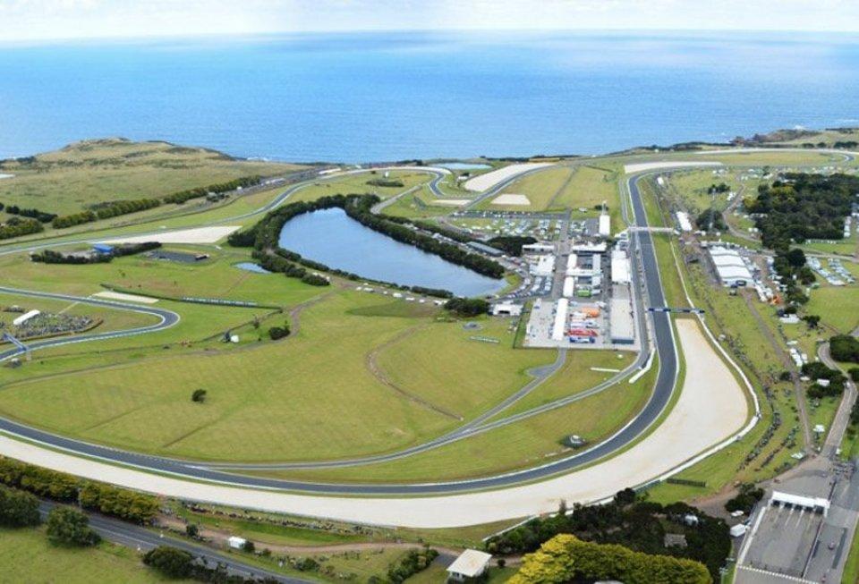 MotoGP: L'Australia chiude le frontiere fino al 2022: Phillip Island a rischio