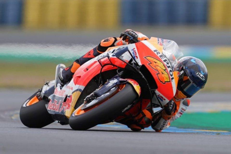 """MotoGP: P. Espargarò: """"Puig's presence is important, he understands riders"""""""
