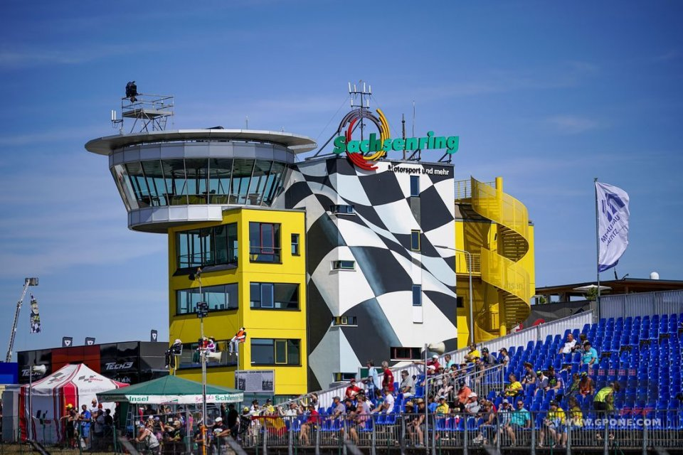 MotoGP: Germany: No sports until August 31st, Sachsenring GP cancelled