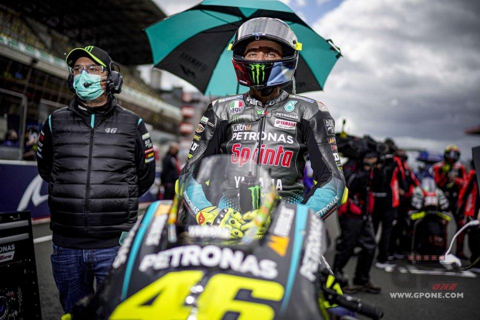 MotoGP: Uccio: Fake beard on Thursday and victory on Sunday: Mugello