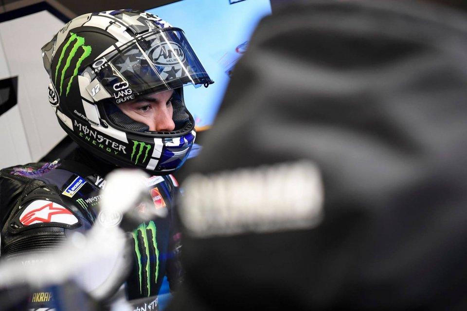 """MotoGP: Vinales: """"Arrivo al Mugello da papà, ma corse e famiglia sono diversi"""""""