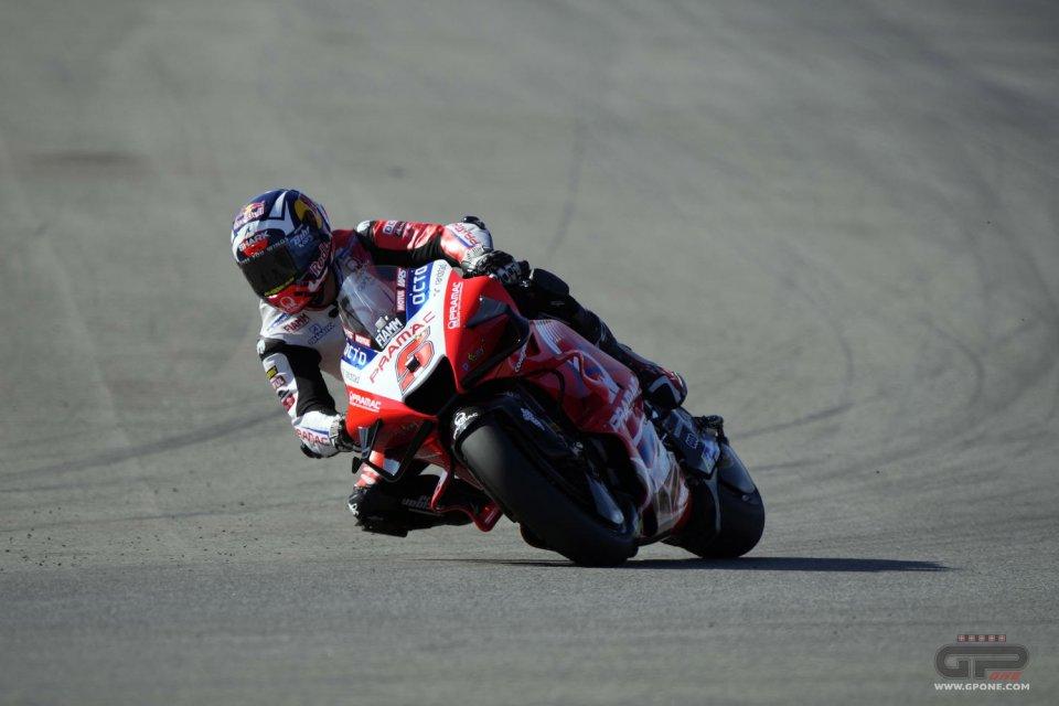 MotoGP: Zarco e Quartararo padroni in Francia in FP2, Rossi in Q2, Bagnaia 12°