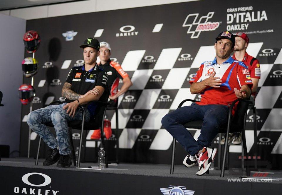 "MotoGP: Quartararo: ""Everyone also thought the Ducatis were favourites in Qatar"""