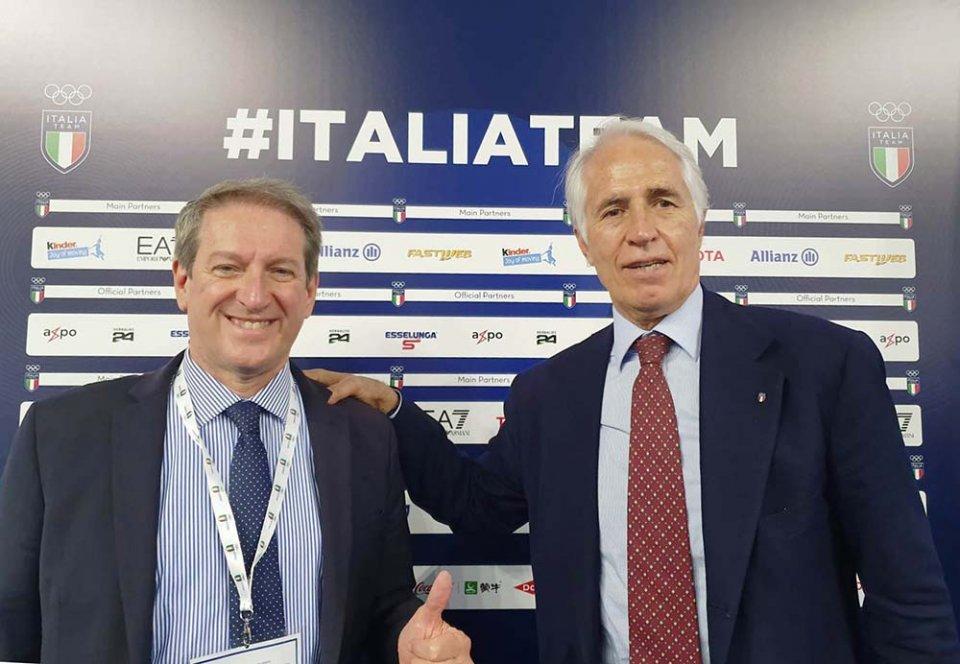 News: Giovanni Copioli eletto Membro della Giunta Nazionale del CONI