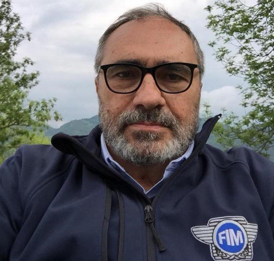 News: Addio a Fabio Fazi, l'ingegnere dei record elettrici di Max Biaggi