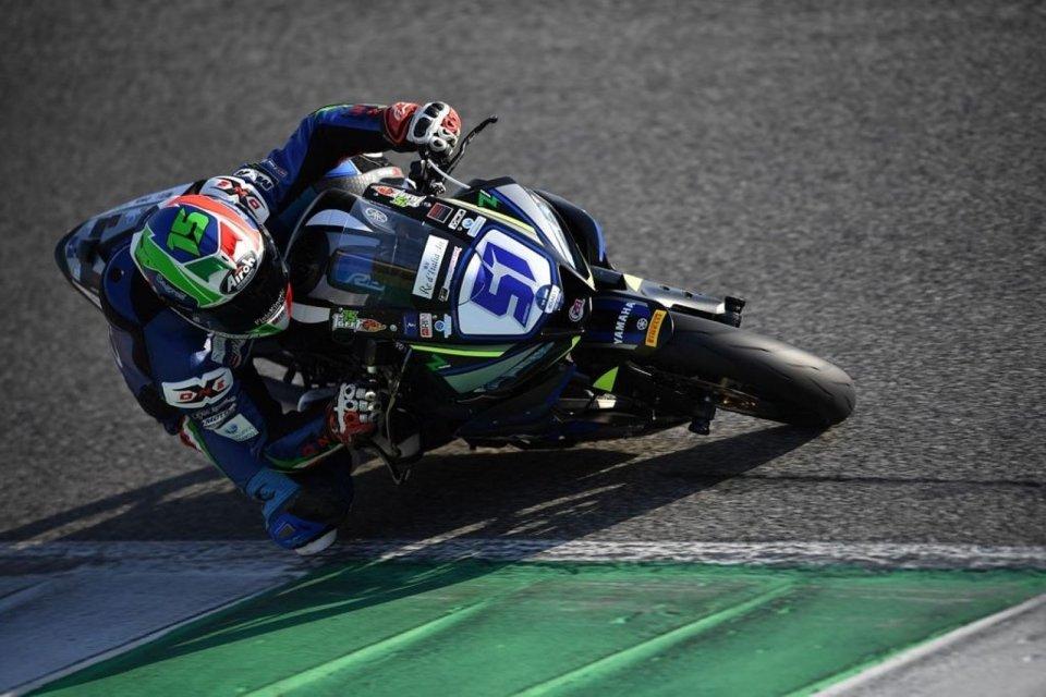 """SBK: Coppola: """"Difficile ripetersi e confermarsi competitivo nel motociclismo"""""""