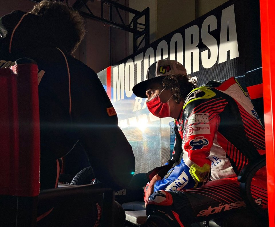 """SBK: Bassani, a 21 anni in Superbike: """"Scelsi la Moto2 a occhi chiusi e sbagliai"""""""