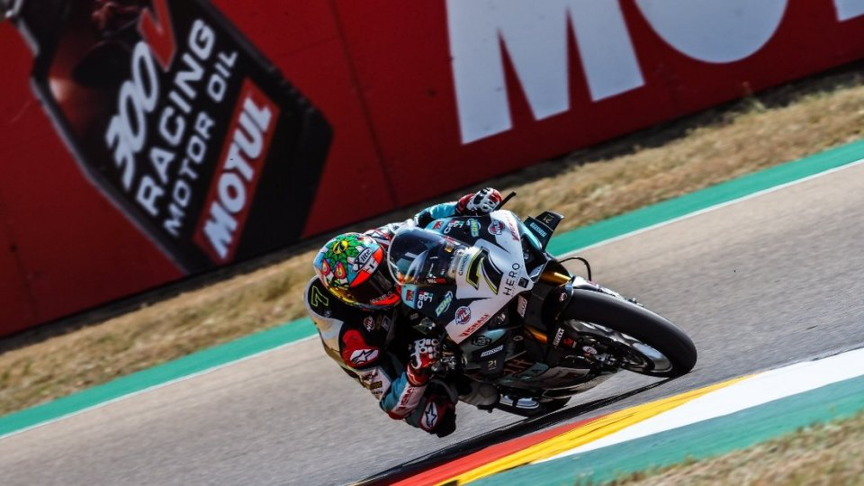 """SBK: Davies: """"Ducati doesn't pay us the same attention as it does for the MotoGP"""""""