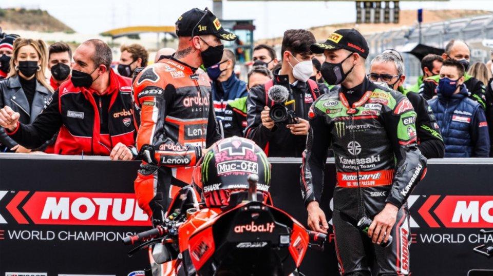 SBK: Kawasaki VS Ducati: Rea e Redding all'Estoril tra tabù e scaramanzie