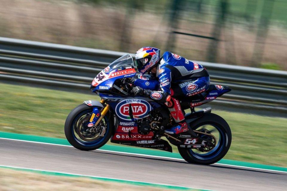 """SBK: Razgatlioglu: """"Fare il podio ad Aragon con la Yamaha è come un sogno"""""""