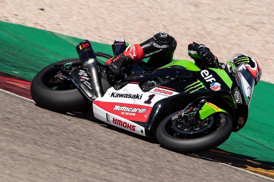 SBK: Rea killer nei test: ma la nuova Kawasaki è davvero superiore?