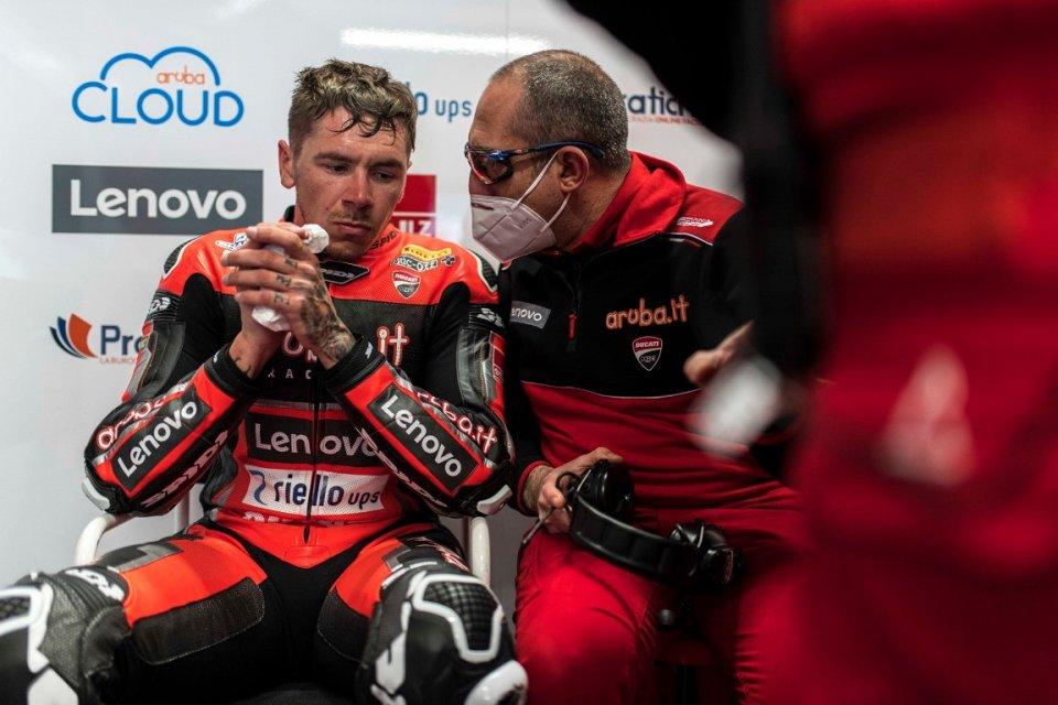 """SBK: Redding: """"La Pirelli SCX soft non dovrebbe essere permessa in gara"""""""