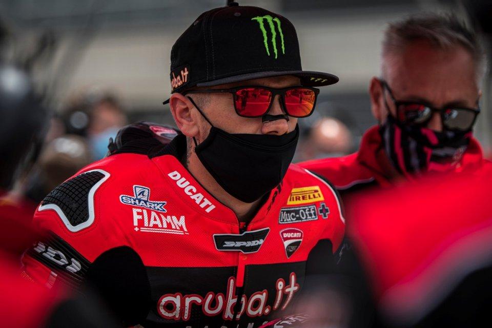 """SBK: Redding: """"A Estoril io e la Ducati concretizzeremo i nostri progressi"""""""