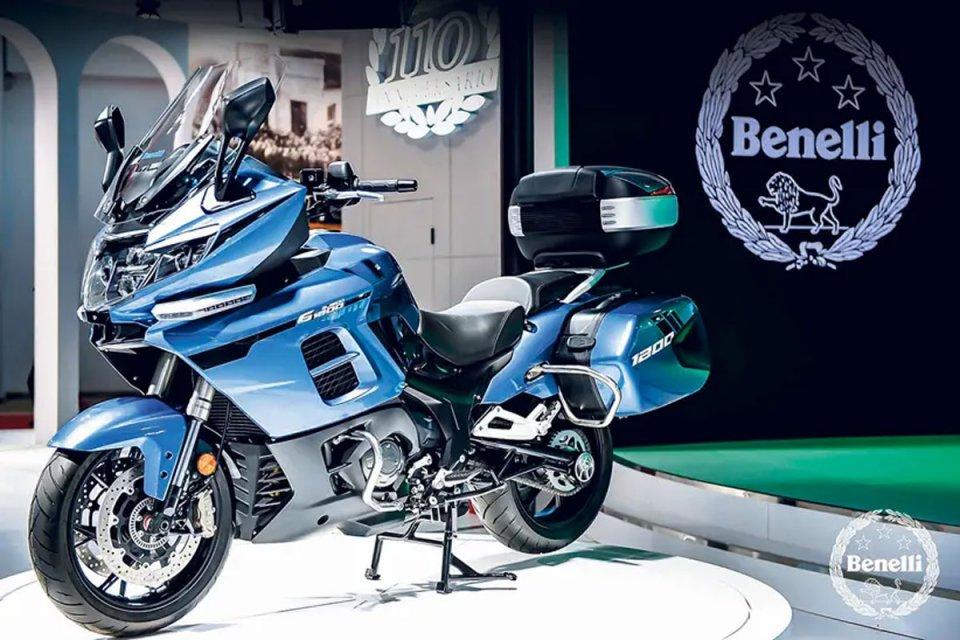 Moto - News: Benelli 1200 GT, la rivoluzione low-cost passa per la maxi-tourer