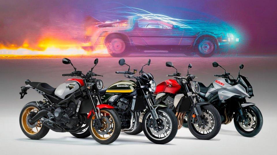 Moto - News: Il ritorno delle moto universali giapponesi: ecco le quattro sorelle