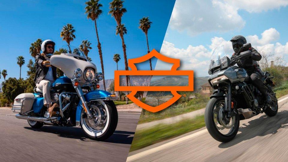 Moto - News: Harley-Davidson Pan America vs Revival: il bivio tra passato e futuro
