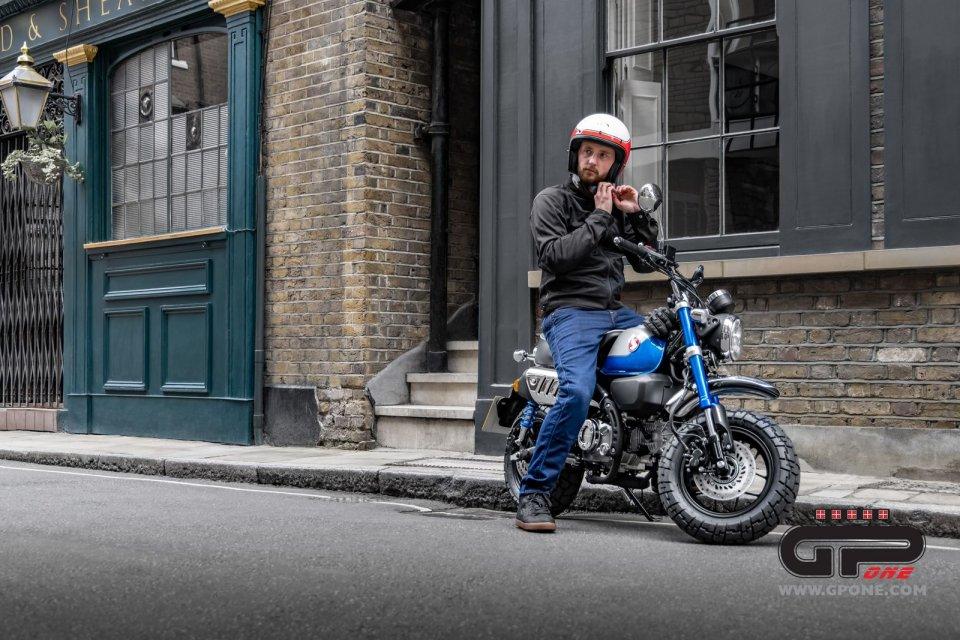 Moto - News: Honda Monkey e Super Cub 2022: euro 5 e con consumi da record!