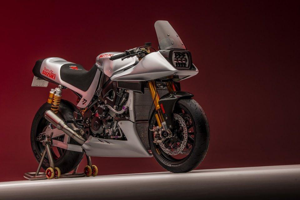 "Moto - News: Suzuki GSX-R ""Katana"": una classic da oltre 200 CV"