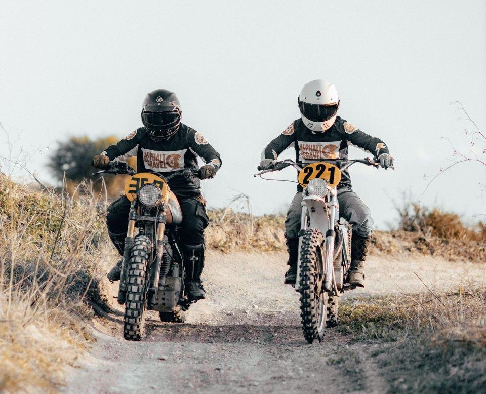 Moto - News: Trofeo Scrambler FMI, anche il Presidente Copioli al via del Sardinia Rumble