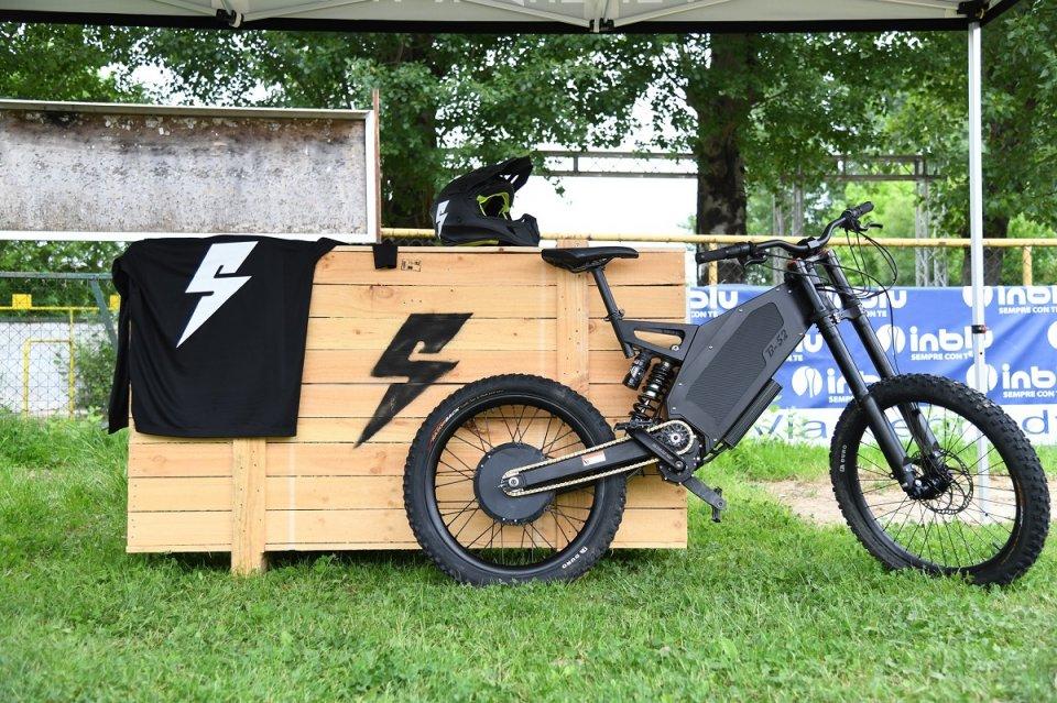 Moto - News: Giovanni Castiglioni, dalle superbike alle e-bike di Stealth