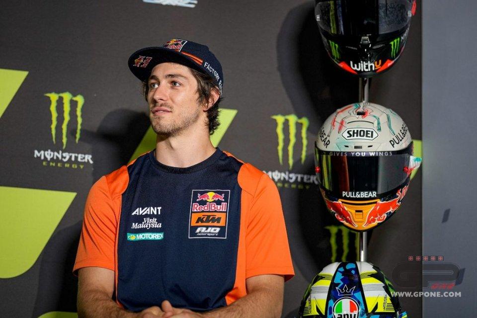 """Moto2: Gardner: """"In Moto3 e Moto2 ho sofferto e sono diventato più forte"""""""