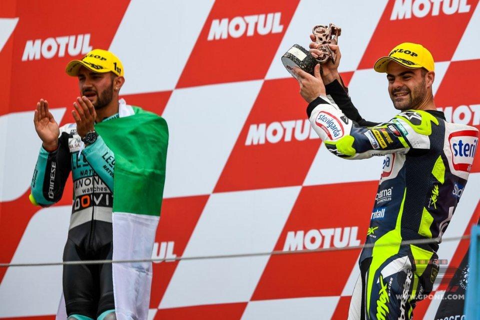 """Moto3: Dennis Foggia: """"Ho cambiato testa e moto, contro Acosta non mollo"""""""