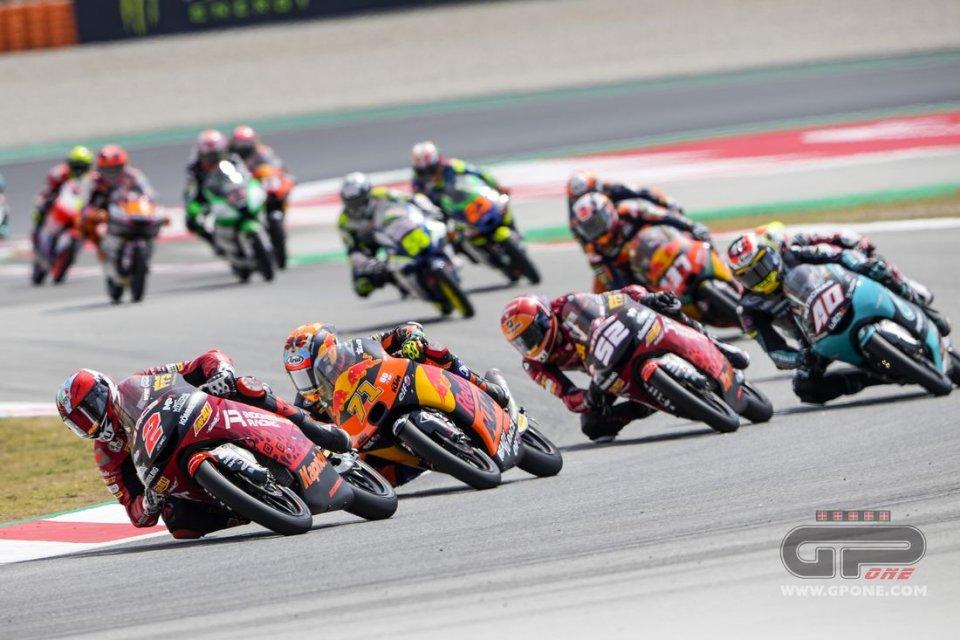 Moto3: Moto3 bikes development frozen until and including 2023