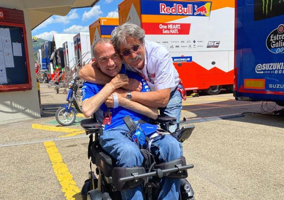 """Moto3: Simoncelli su Dupasquier: """"a volte il motociclismo esige la sua tassa"""""""