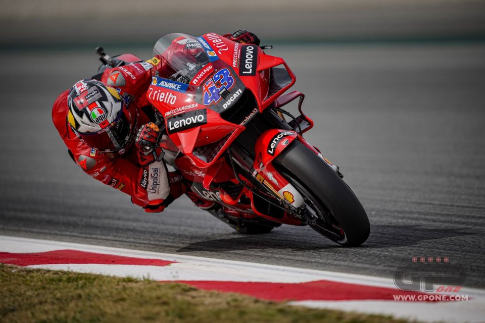 """MotoGP: Miller: """"I thought the Panigale had grip, I feel stupid"""""""
