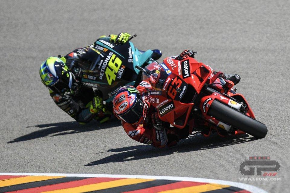 """MotoGP: Bagnaia: """"Non contento dell'ultimo posto, ma soddisfatto del mio lavoro"""""""
