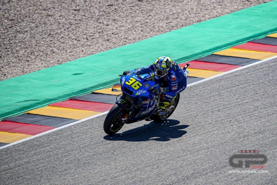 """MotoGP: Mir: """"Al momento non sono fra i favoriti, c'è da lavorare"""""""