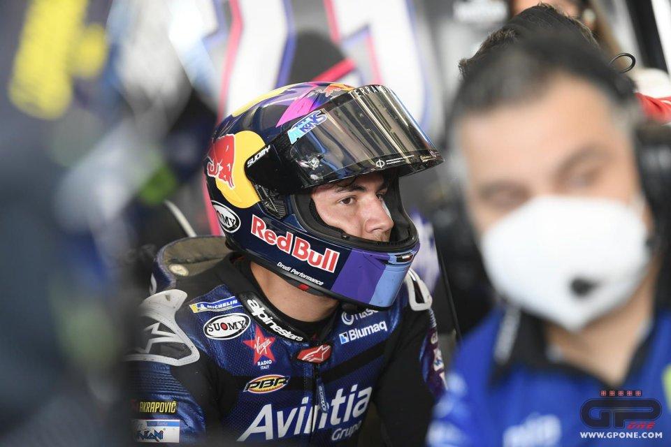 """MotoGP: Bastianini: """"Petrucci deve ritrovare la serenità, dorme da inizio stagione"""""""