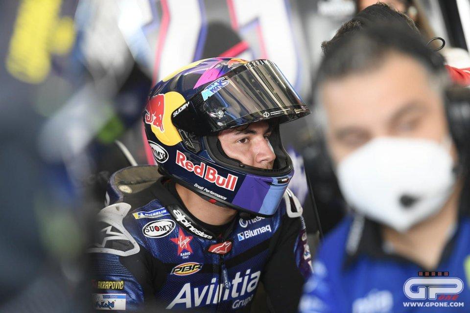 """MotoGP: Bastianini: """"Ho girato dietro a Marquez, si vede che guida conservativo"""""""