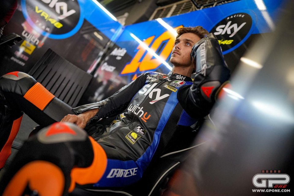"""MotoGP: Marini: """"Dovizioso ha interpretato bene questa moto, il test sarà cruciale"""""""