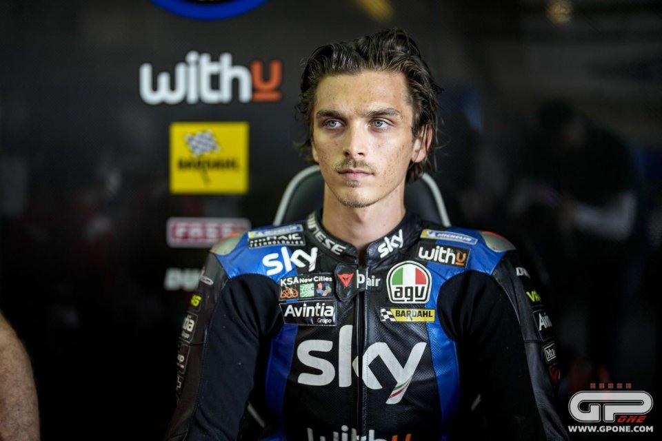 """MotoGP: Marini: """"Conquistare anche solo un punto è bello ogni volta che accade"""""""