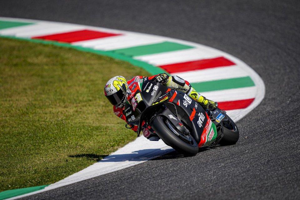 MotoGP: Aleix Espargarò reckons that in MotoGP Aprilia needs a couple of fast and experienced riders