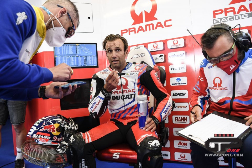 "MotoGP: ""Following Quartararo, I understood where we need to develop the Ducati."""