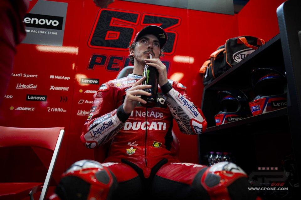 """MotoGP: Bagnaia: """"Quartararo il migliore, ma noi abbiamo una moto competitiva"""""""