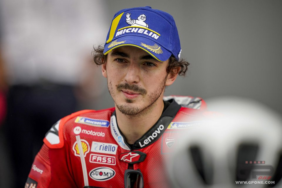 """MotoGP: Bagnaia: """"I don't like the Sachsenring. I'll have to adapt, not the bike."""""""