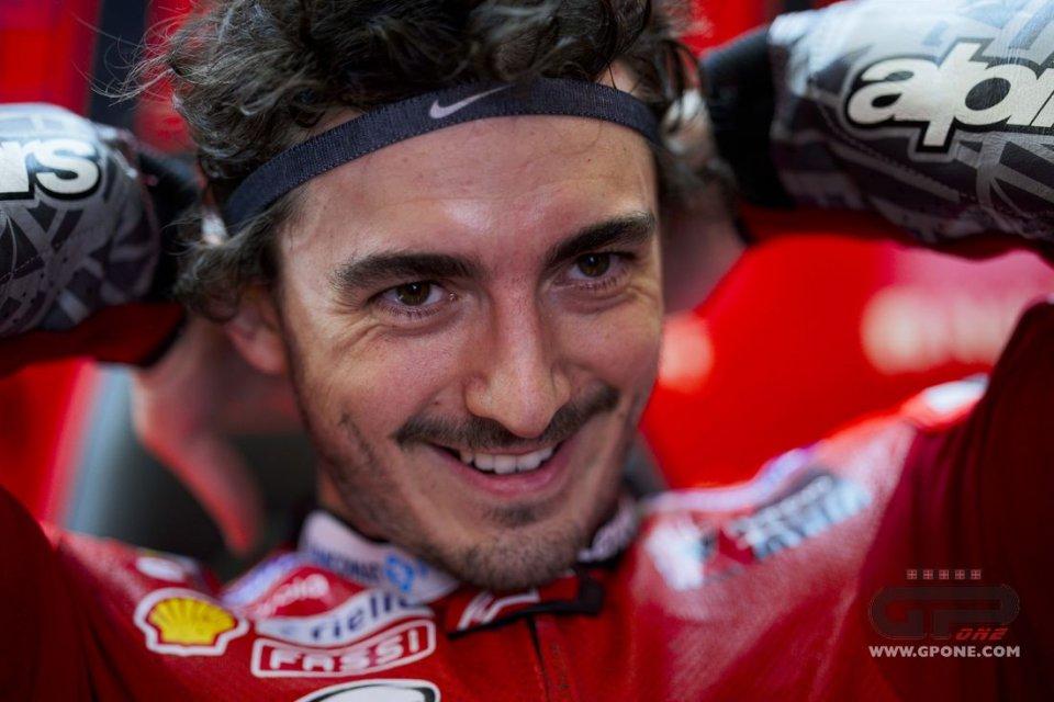 "MotoGP: Bagnaia: ""Assen mi piace così tanto da averla tatuata sul braccio"""
