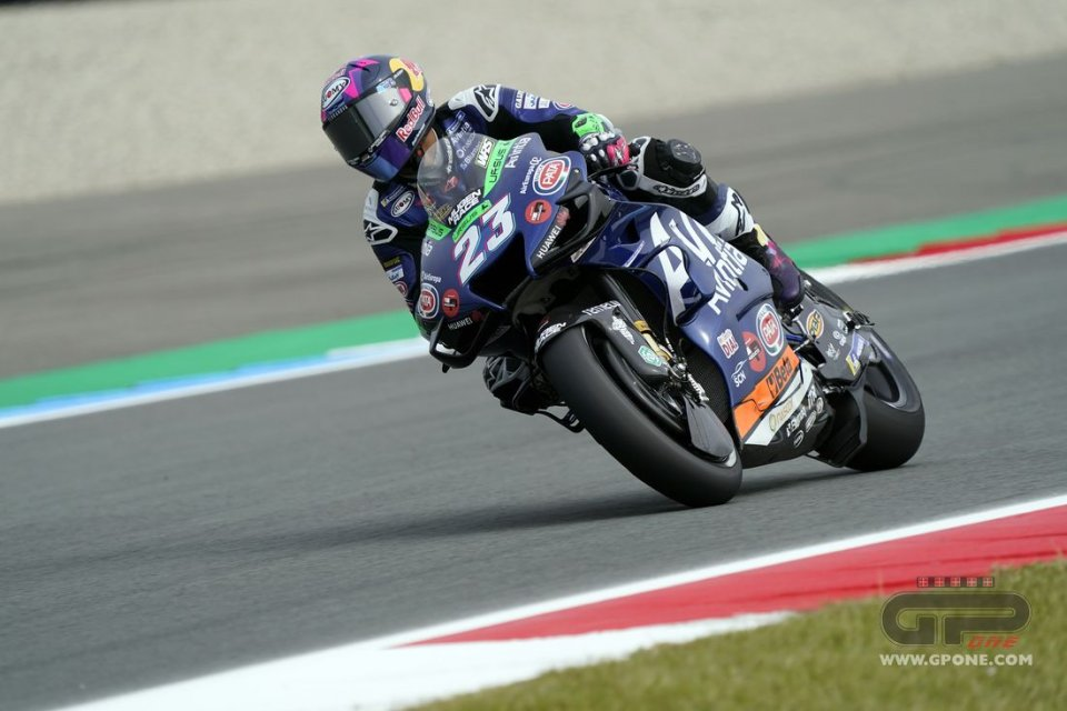 """MotoGP: Bastianini: """"Felice di essere il 1° dei rookie, ma voglio lottare per altro"""""""