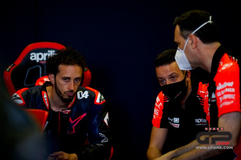 MotoGP: Rivola confirms Dovizioso as one of the solutions for 2022, but there are valid alternatives