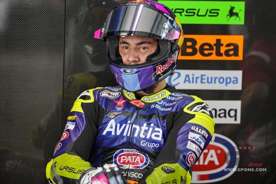 """MotoGP: Bastianini: """"La tuta era scarica al Mugello, ma l'airbag è esploso"""""""