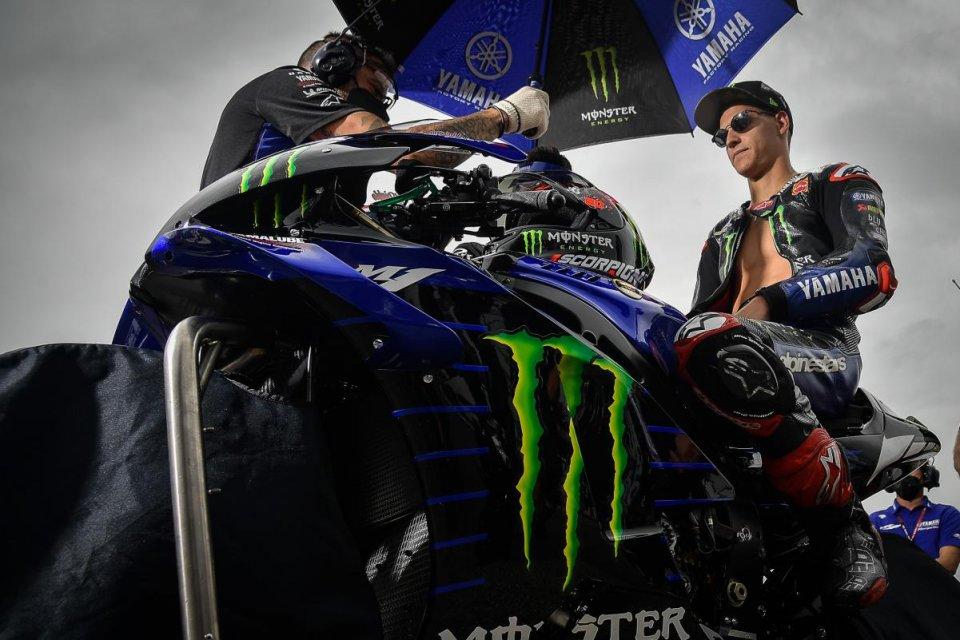"""MotoGP: Quartararo: """"Yamaha ha velocità e costanza, quello che serve in MotoGP"""""""